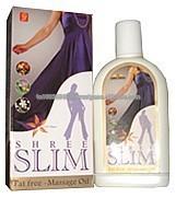 Shree Varma Shree Slim Oil - 200ml