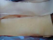 Frozen pork neck (collar) boneless skinless