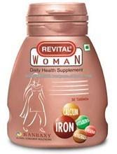 Revital Woman - 30 capsules