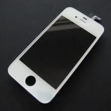 LCD Display for iPhone 5S + touch screen / White /