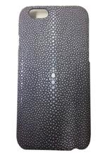 Genuine stingray skin mobile case