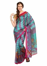 Synthetic Fancy Sarees