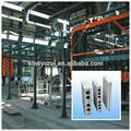 Jh-gbl 20,000 ~ 300, 000sqm por ano 28 anos experiência Shandong Yurui marca gesso de produção de blocos máquina
