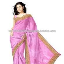 Cotton Synthetic Designer Saree
