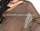 beautiful indian designer cotton saree