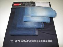 6.2oz stretch TC denim fabric (cott - PE - spand)