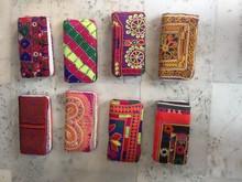 traditional banjara cash and card holder wallet