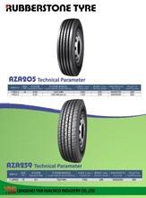 rubberstone Brand Good Truck Tire 11.00R20 QINGDAO YMI MACHCO INDUSTRY CO., LTD. CHINA