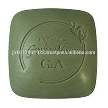 Premium y hechos a mano jabón de la belleza ingredientes para limpieza