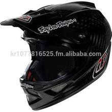 Designs D3 Helmet Pinstripe CF