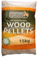 Wood Pellets Din Plus 6mm