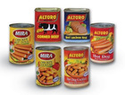 Canned beef,Corn beef,chicken and pork for sale