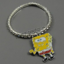 Gets.com zinc alloy animal cuff bracelet enamel