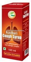 Pankaja Kasthuri Cough Syrup - 100 ml