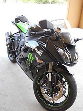 Used 2009 Kawasaki Ninja ZX-6R Monster Energy for Sale