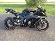 Used 2011 Kawasaki Ninja ZX-10R for Sale