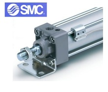 Corrosion resistant and high performance SMC pneumatic rotary cylinder