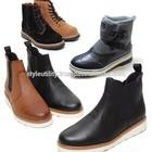 2014 2015 man fashion boots Made in Korea Avaialble 1 pair Wholesale dropshipping