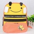 Zoo Character Backpack,Children School Bag