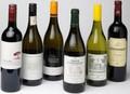 Rot/weiß Wein alkoholfrei/alkoholische