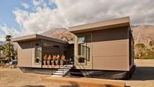 100-300USD/m2 Prefab Social House