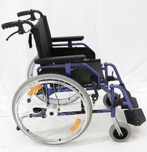 Wheelchair standard folding wheelchair Uniroll series UF 1300 SB 48 Made in Germany