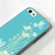 Artistic and High quality iphone 5 cover Plastic Fancy Goods for gifts or souvenirs , Japanese tradional design