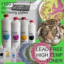 Tableware lead free Ceramic Toner Printer