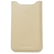 Cross Men's Genuine Leather mobile case without strap