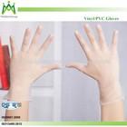 Beauty Salon/Hairdressing Single Use Vinyl Gloves