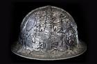 curved helmet