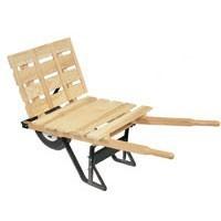 Contractor Grade Single Wheel Brick & Tile Wheelbarrows