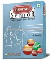 Revital Senior - 30 capsules