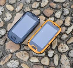 Hand Watch Mobile Phone Price 4.3Inch W63/s09 MTK6589M Quad Core 1.2Ghz IP67 1GB+4GB QHD Screen S09 Waterproof