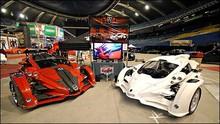 Xmas Discount For 2014 T-Rex Aero 3S Three Wheel Motorcycle