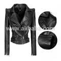 Giacche in pelle di moda per le donne/inverno giacche in pelle