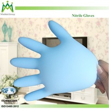 Malaysia Health Products Nitrile Exam Gloves