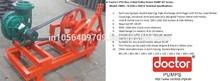 PTO Run V-Belt Driven Tractor Pump Set