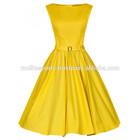 Retro Swing Dress Vintage 40s 50s Style Swing Jive Rockabilly Pinup Dress(rockabilly maternity dresses)