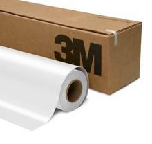 "Sheeting Vinyl, 7725-10 White, 48""x50 yards (600 Square feet per roll) 3M Brand"