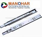 High Quality 3 Fold Drawer Slide/Telescopic Channels ,Ball Bearing Drawer Slide,Drawer Slide Channels