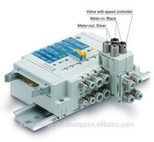 SMC type. SY series 5Ports solenoid valve (SY3000/5000/7000)