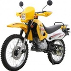 New Full Size 250cc Dual Sport Motorcycle