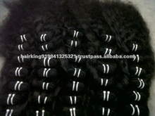 CHEAP HAIR GOOD QUALITY INDIAN HUMAN HAIR REMY VIRGIN QUALITY