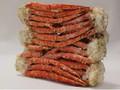 Live caranguejo de rei vermelho | norueguês king crab