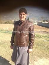 Sheep Leather Jacket for Men