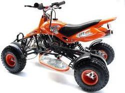 Rocket Midi Pocket 49cc Petrol Mini Moto Quad Bike