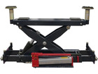 Atlas RJ-6000 heavy duty Rolling Jack - Hydraulic - 6,000lb capacity Portable design/4 Wheel Lift