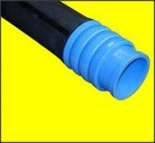 PH Rubber 4 Hoses Pressed Fittings