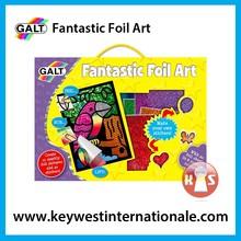 Fantastic Foil Art